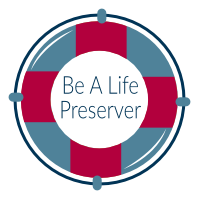 be a life preserver